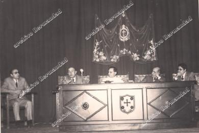 Conferencia celebrada por el L Aniversario Fundacional de la Cofradía.