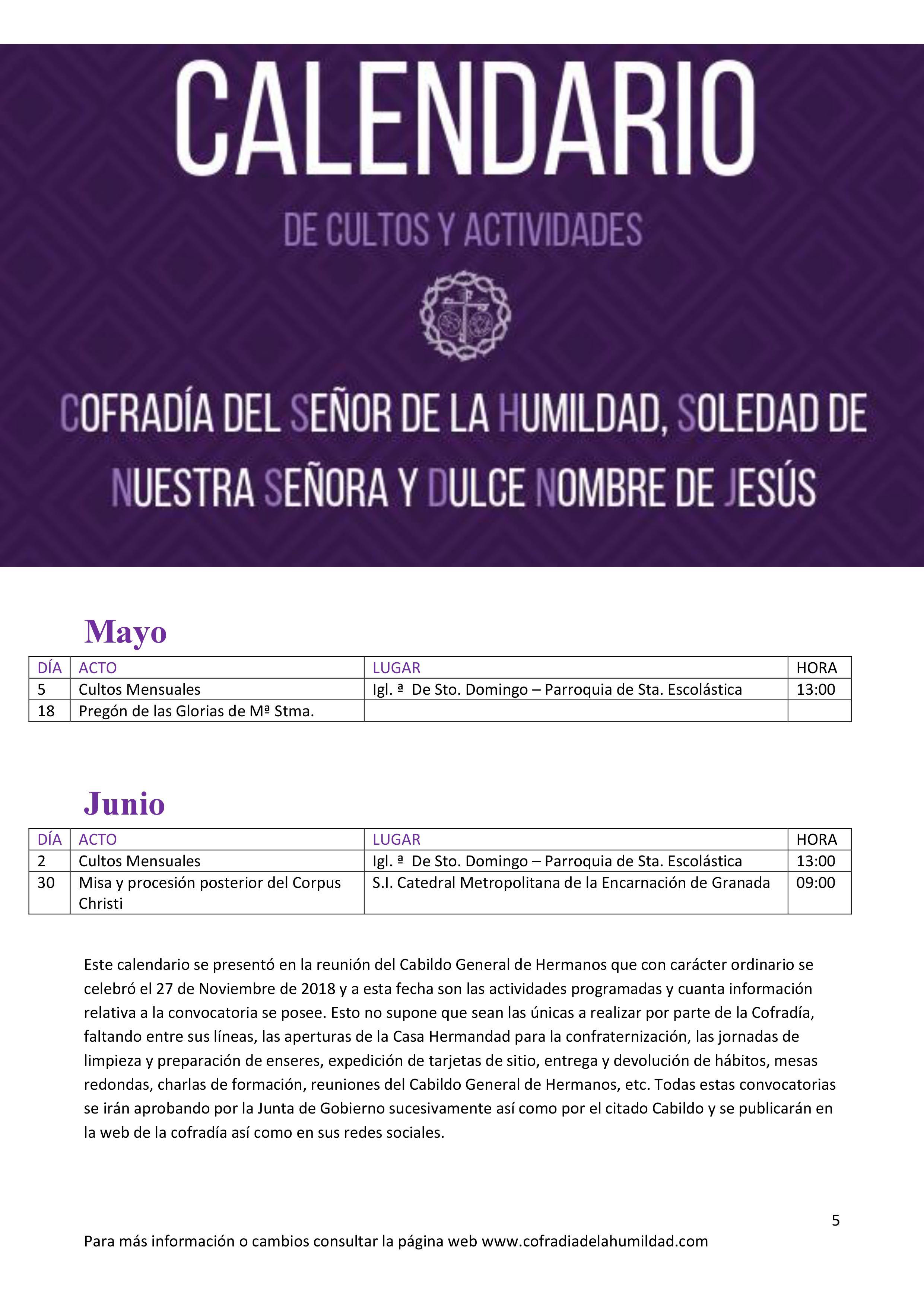 calendario cofradia humildad 2018-19 (1)