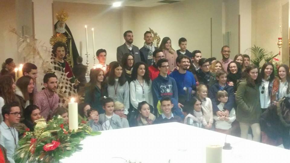 Festividad San Juan Evangelista 2015