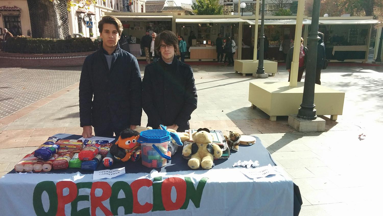 Operación Carretilla 2015