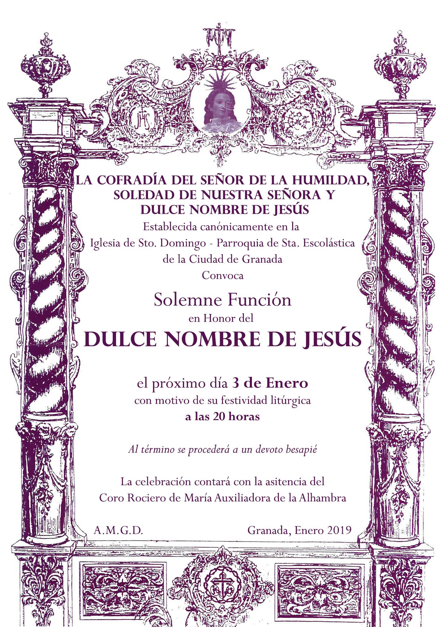 Orla-Función-Dulce-Nombre-de-Jesús 2019
