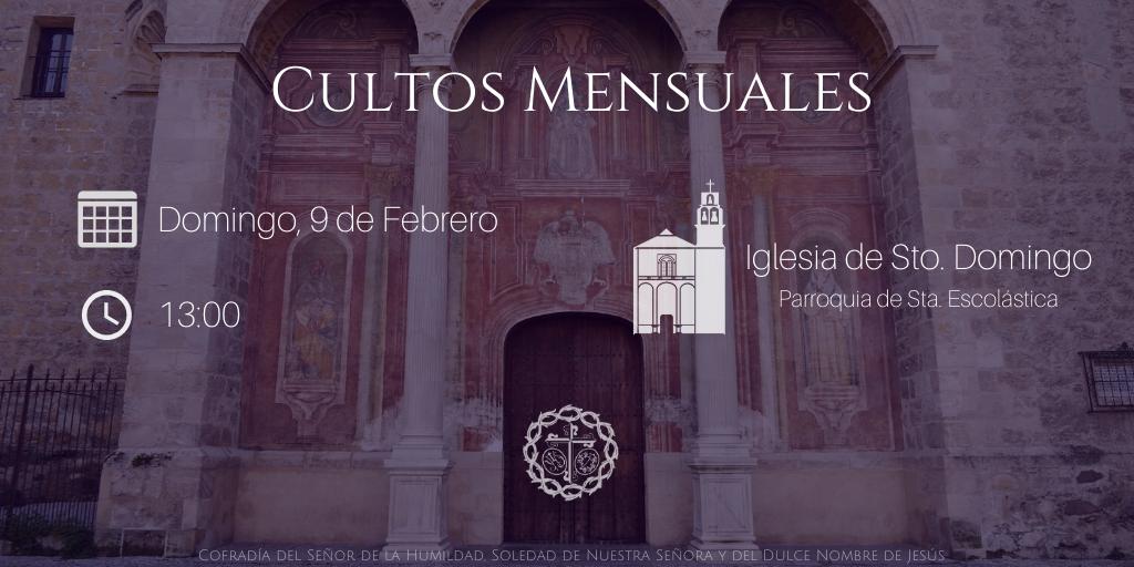 Misa Febrero 2020