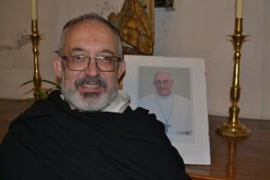 El Padre Pachi vuelve a ser consiliario de la Hermandad