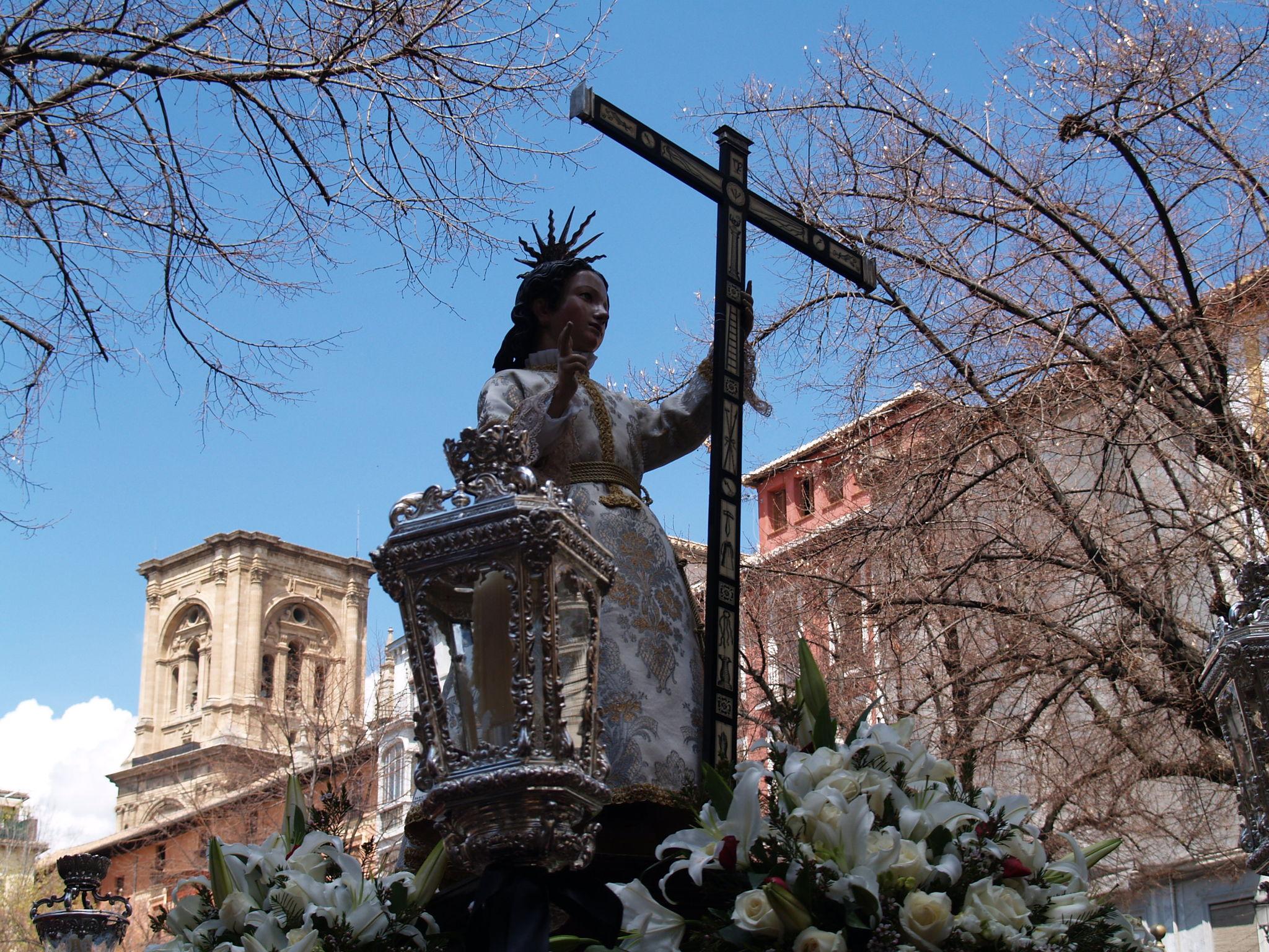 Salida del Dulce Nombre de Jesús el día 24 de abril