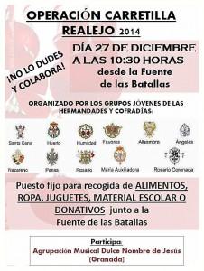 Operación Carretilla 2014