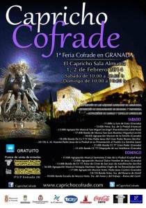 """Primera Feria """"Capricho Cofrade"""""""