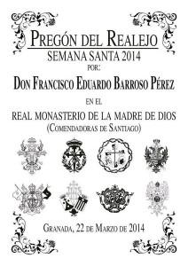 Pregón del Realejo 2014