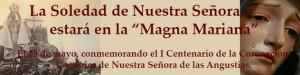 """La Soledad de Nuestra Señora estará en la """"Magna Mariana"""""""