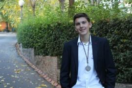 Pregonero de la Juventud 2014