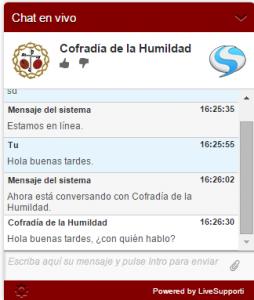 Chat Web