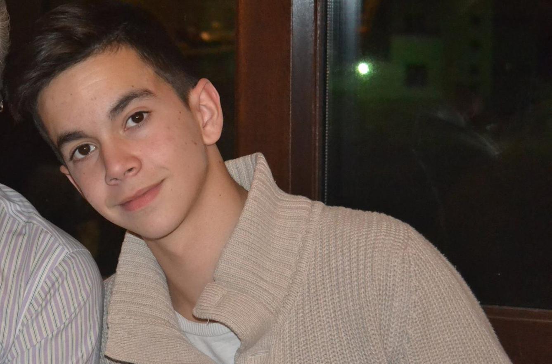 Alfonso Campos García, Pregonero de la Juventud 2016