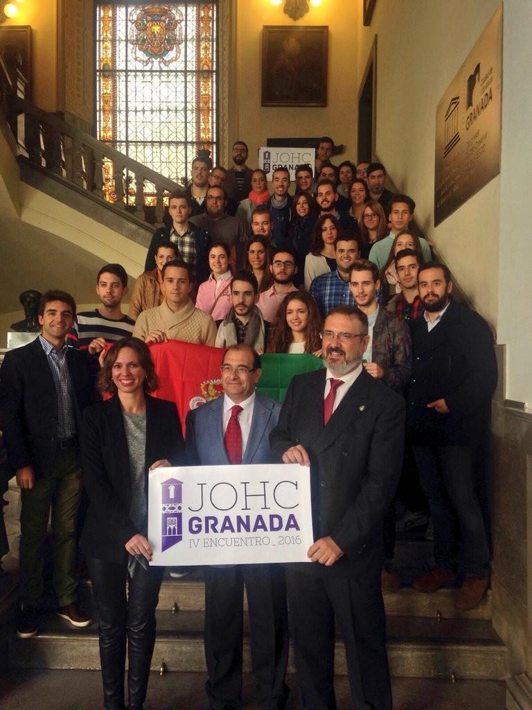 Candidatura IV Encuentro Jóvenes Cofrades