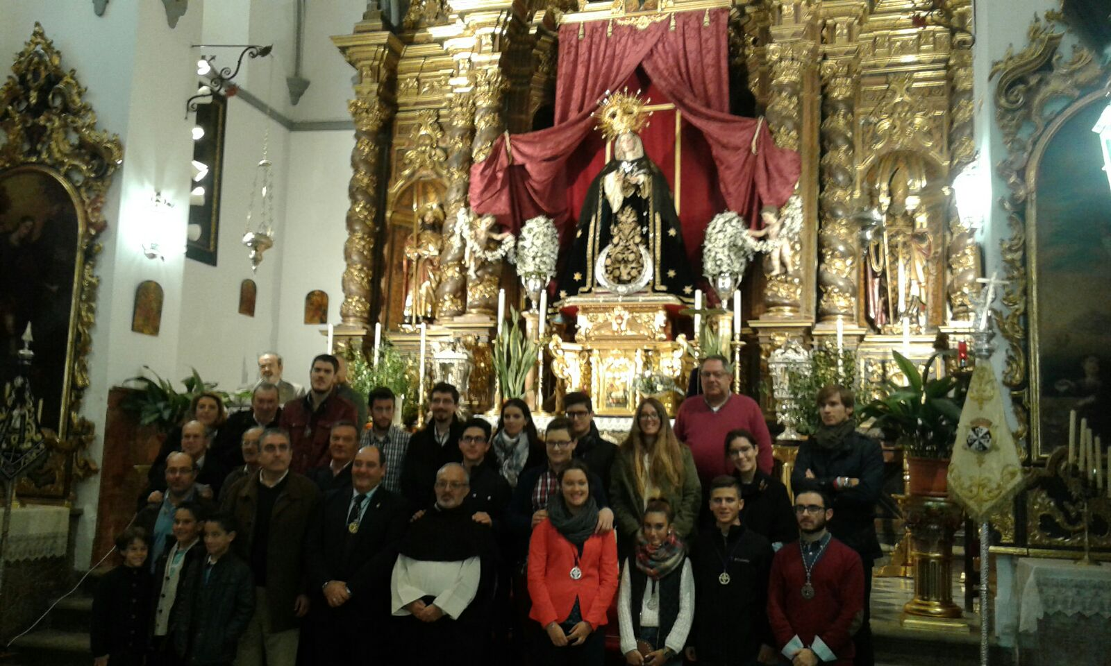 Peregrinación al Monasterio de la Madre de Dios