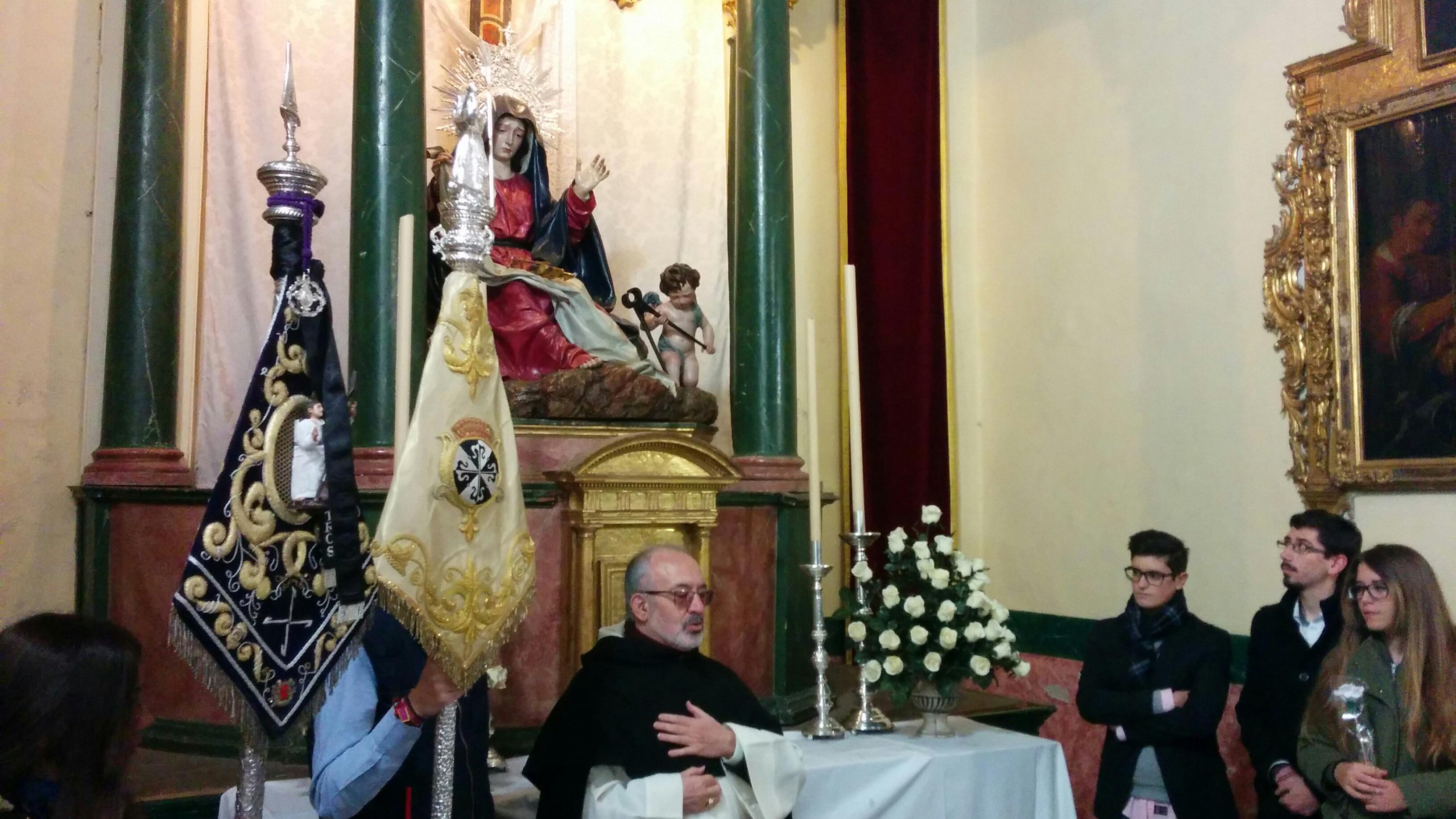 Peregrinación Comendadoras de Santiago