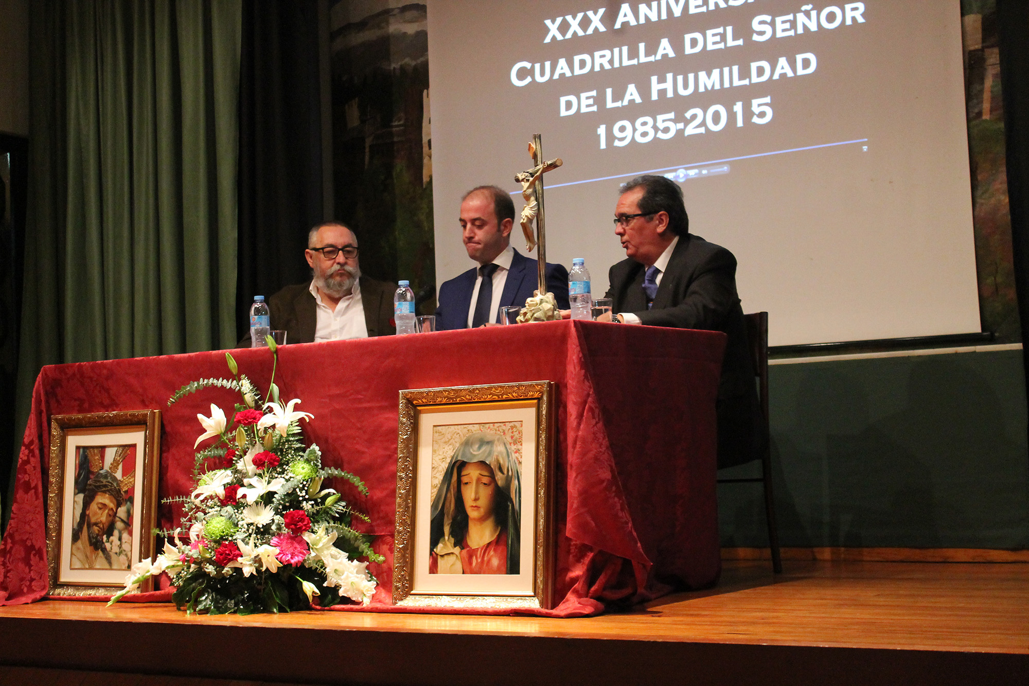 XXX Aniversario Costaleros de la Humildad