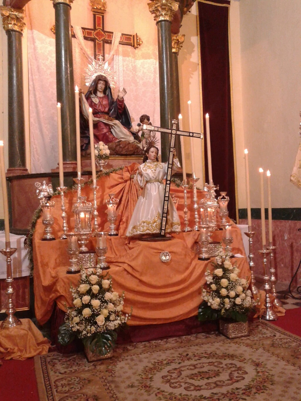 Eucaristía en Honor al Dulce Nombre de Jesús