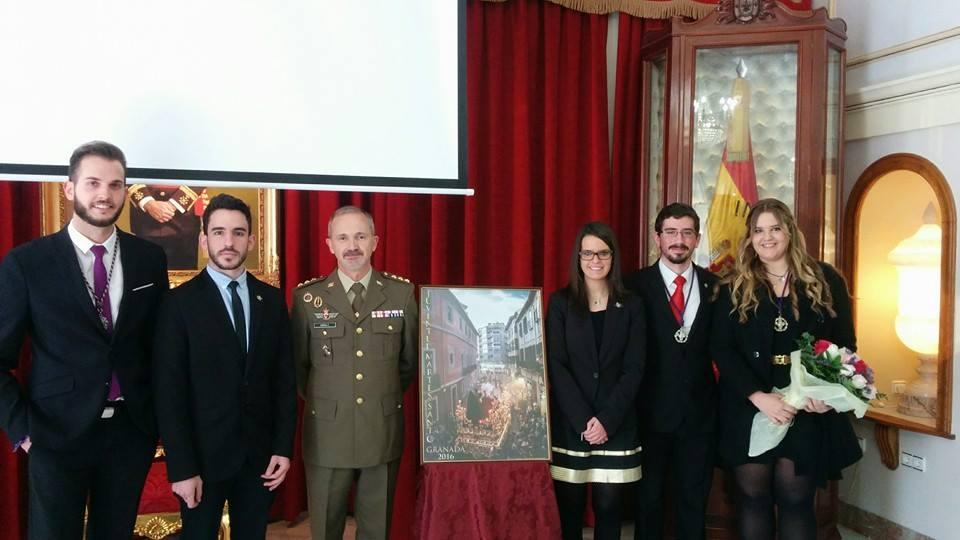 Presentación del Cartel Martes Santo Granada 2016