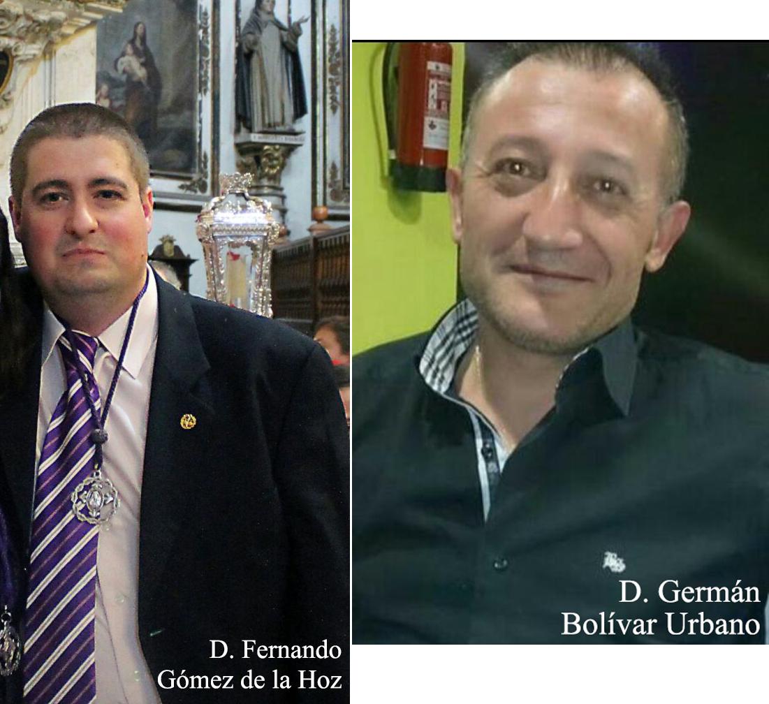 Candidaturas presentadas a Hermano Mayor