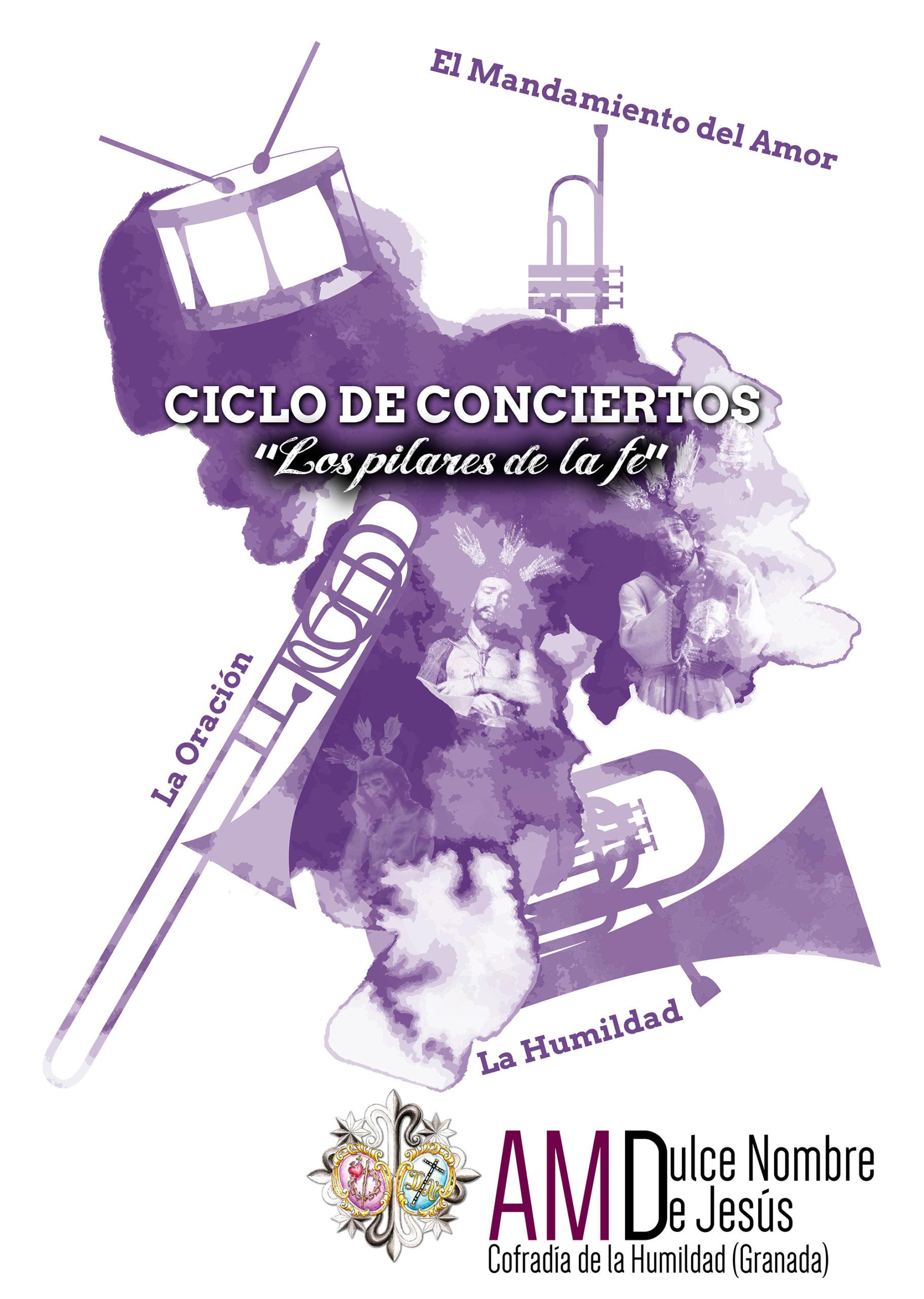 """Ciclo de conciertos, """"Los pilares de la fe"""""""