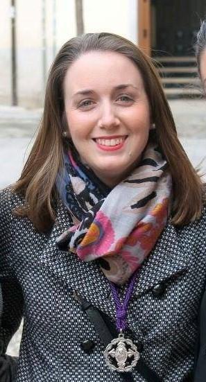 Elena Fernández Hurtado, Pregonera de la Semana Santa del Realejo 2018