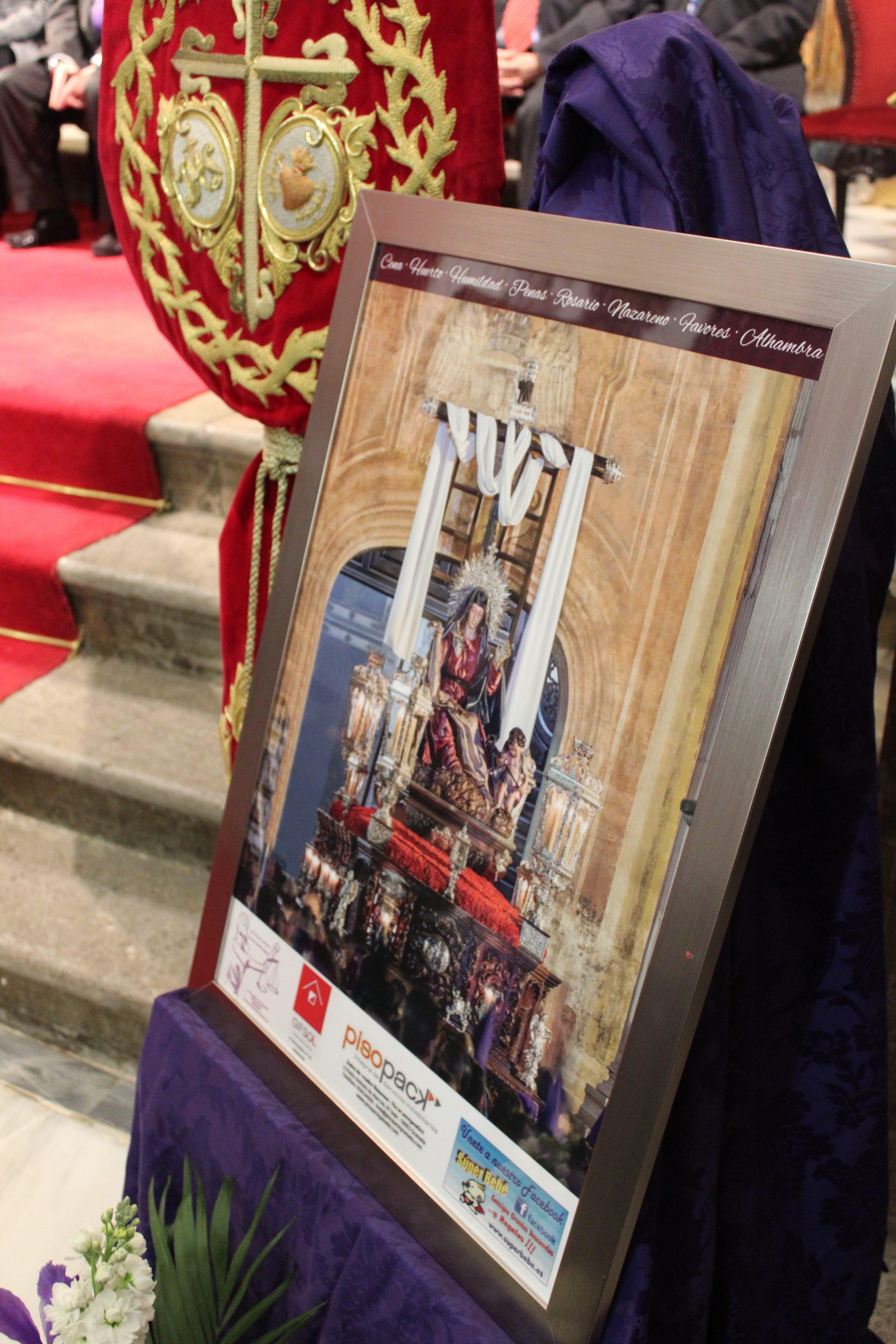 Presentación del Cartel de la Cofradía del Señor de la Humildad