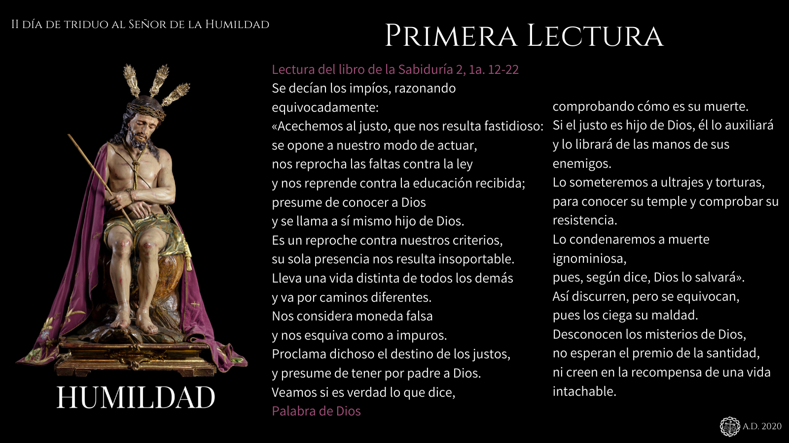Triduo Humildad II (2)