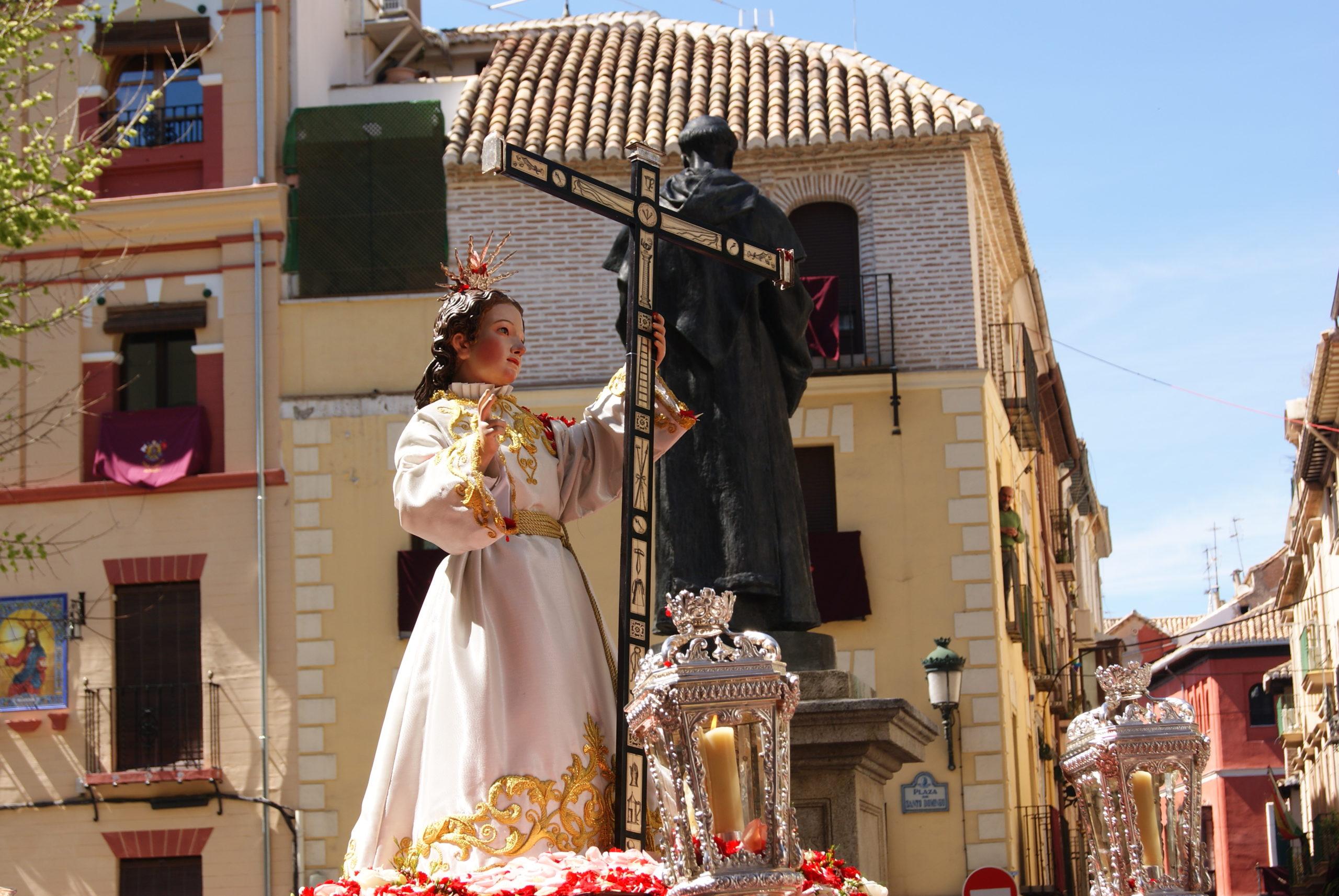 Canal Sur emitirá la misa de los Facundillos desde Sto. Domingo